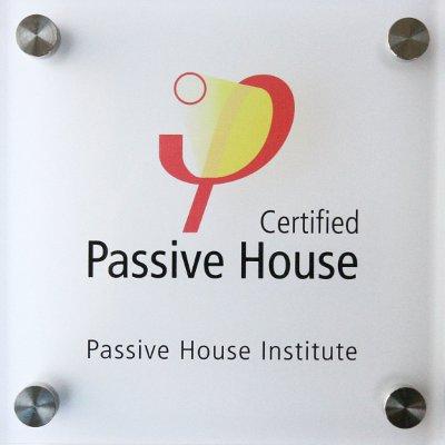 certyfikat domow pasywnych aeris next